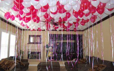 برگزاری جشن با تم تولد