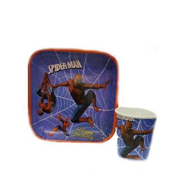 تم تولد مرد عنکبوتی