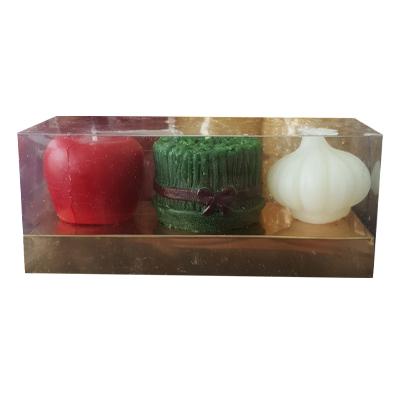 شمع ۳ عددی شب عیدی