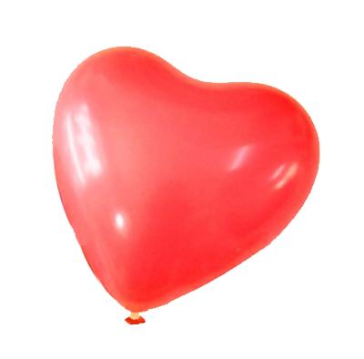 بادکنک قلبی قرمز