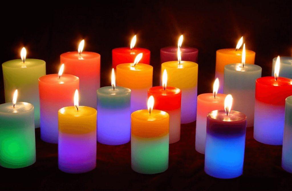 انواع شمع