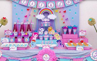 تم مورد علاقه شما برای جشن تولد اول کودک چیست؟